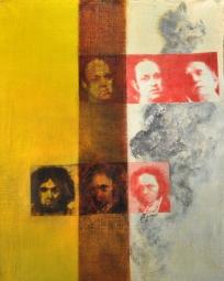 serie 4-4 Goya 64 x 80