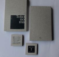 TOKO NO MA Libro auto editado cianotipia
