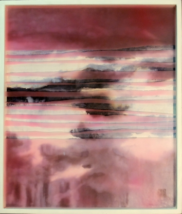pink shade 61,5 x 51,5